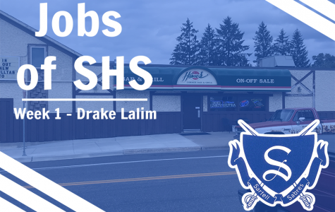 Jobs of SHS | Drake Lalim