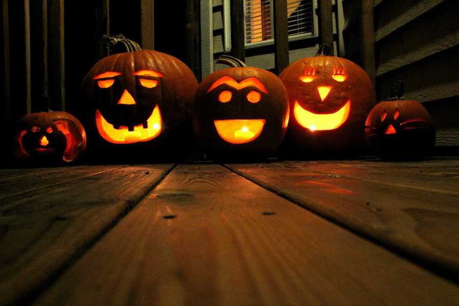 Jack O' Lanterns are an essential part of the Halloween spirit.