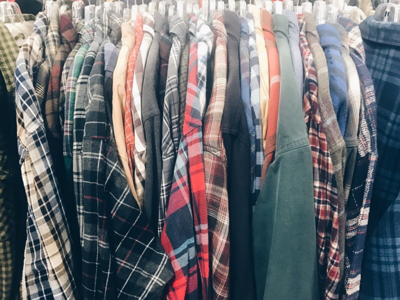 Flannels every Friday!
