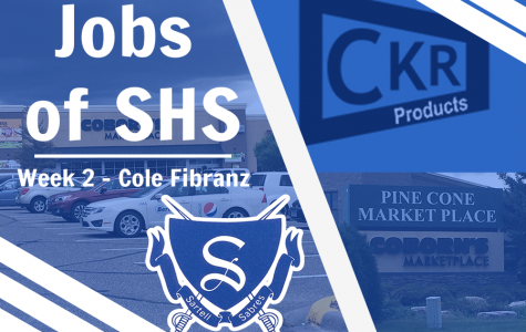 Jobs of SHS | Cole Fibranz