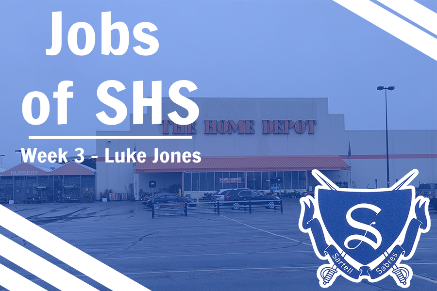 Jobs of SHS | Luke Jones