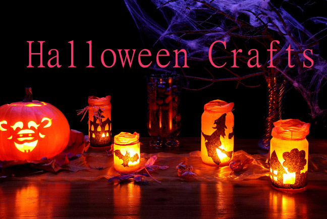 DIY Halloween Crafts for beginners