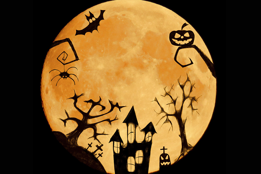 The history of Halloween is not well known and this story explains the backstory of this spooky holiday.