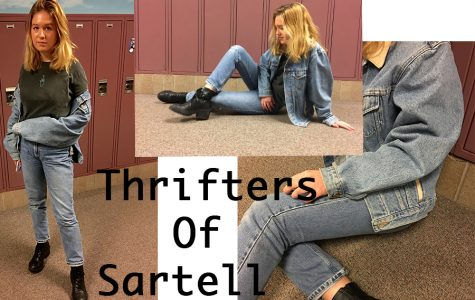 Thrifters of Sartell: Brinn edition