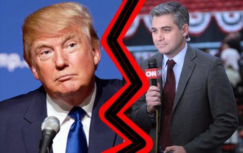 The war between Donald Trump and Jim Acosta