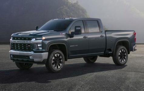 Chevrolet unveils new generation of heavy duty trucks