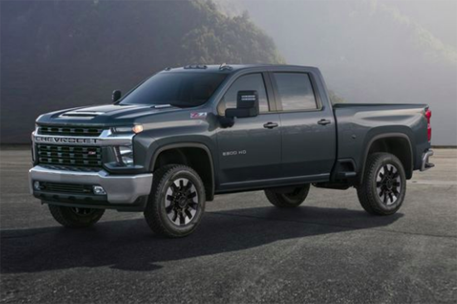 Chevy has released their 4th generation of heavy-duty Silverado trucks