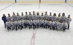 Boys' hockey starts their season