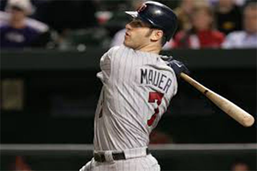 Joe+Mauer+batting