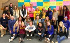 SHS yearbook staff wins prestigious award