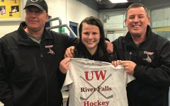 Sartell Girls hockey player finally commits