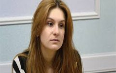 Maria Butina pleads guilty as a Russian spy