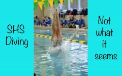 SHS Diving: not what it seems