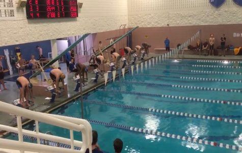 Sartell's thunderous swim meet against Sauk Rapids Storm