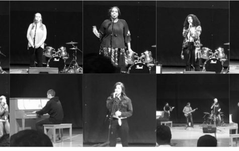 2019 talent show at Sartell High School