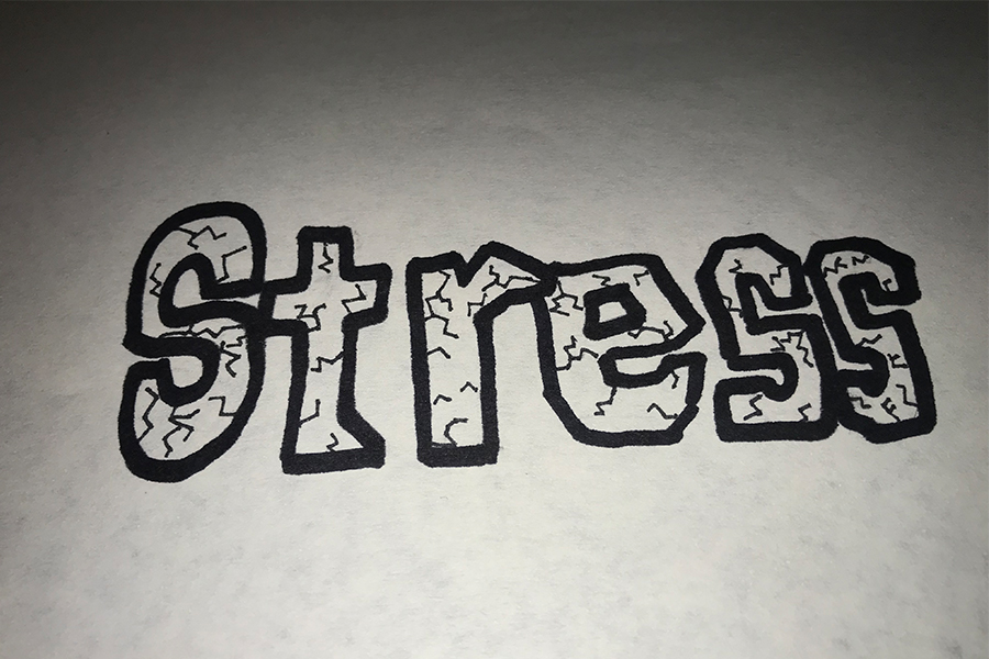 Stress is a major component in the lives of teenagers around the nation.