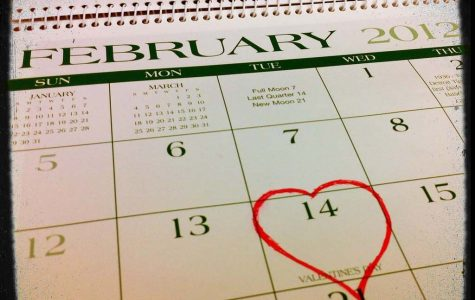 Between Valentine's Day and the snow February is a busy month