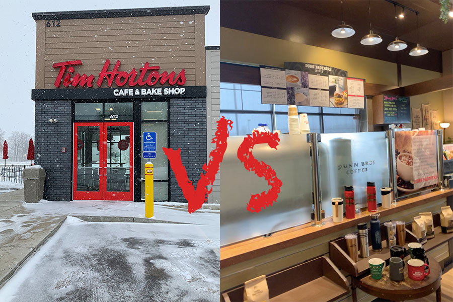Tim Horton's versus Dunn Brothers which one is better?