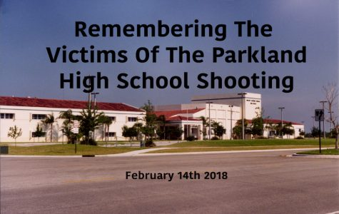 Remembering the Victims of the Parkland shooting