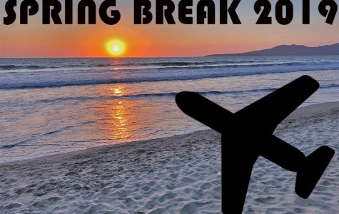 Many SHS students will be headed to sunny destinations for spring break.