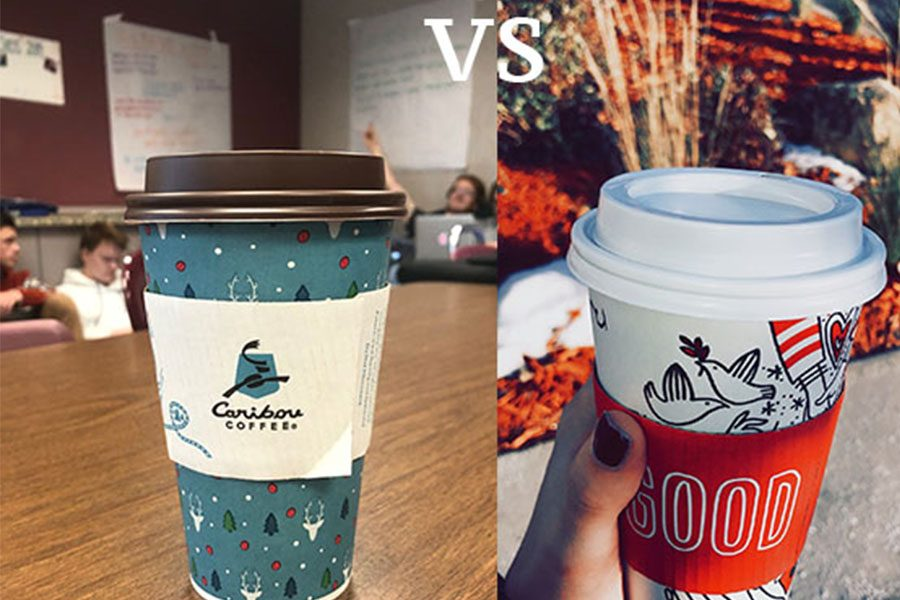 Starbucks+and+Caribou+Coffee+are+the+best+places+in+town+to+stop+for+some+caffeine.+