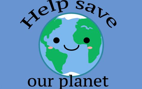 Saving the planet starts with you!