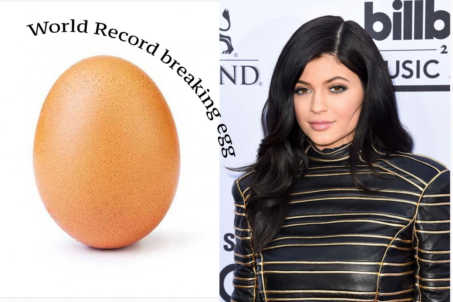 Kylie Jenner's most liked photo was put to shame by a photo of an egg
