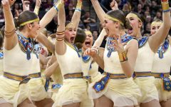 Walk like an egyptian dance leads Sartell to first place finish for the third consecutive year.