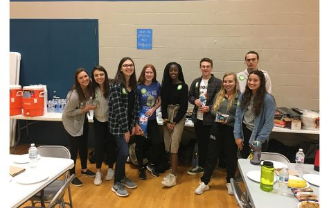 Sartell High School's bloody good blood drive