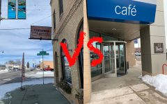 Gathering Grounds VS Capital One Café