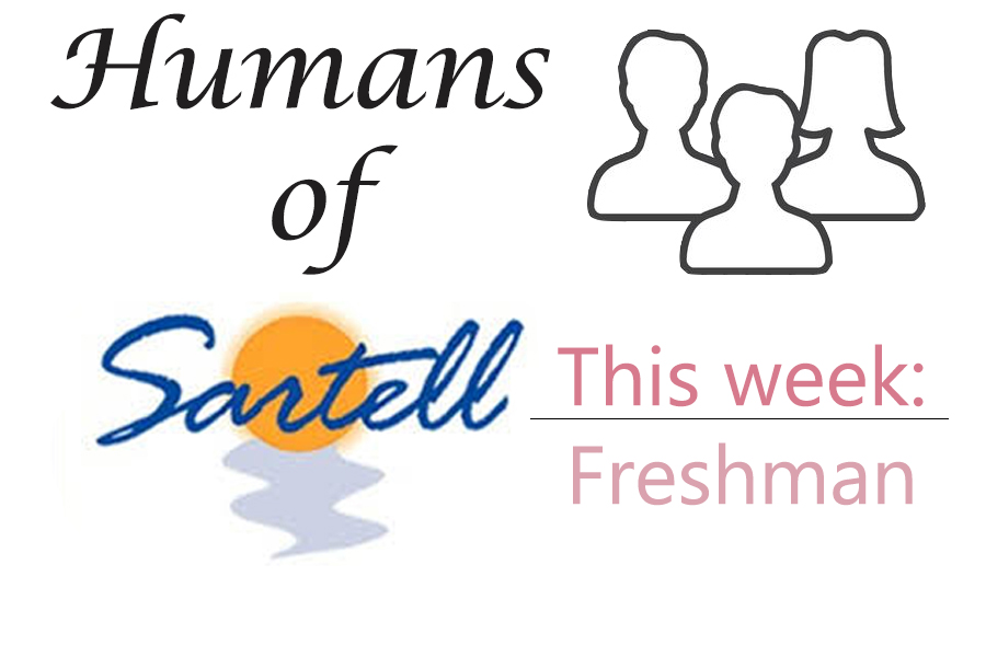 This week we dipped into our Sartell High School Freshman lives!