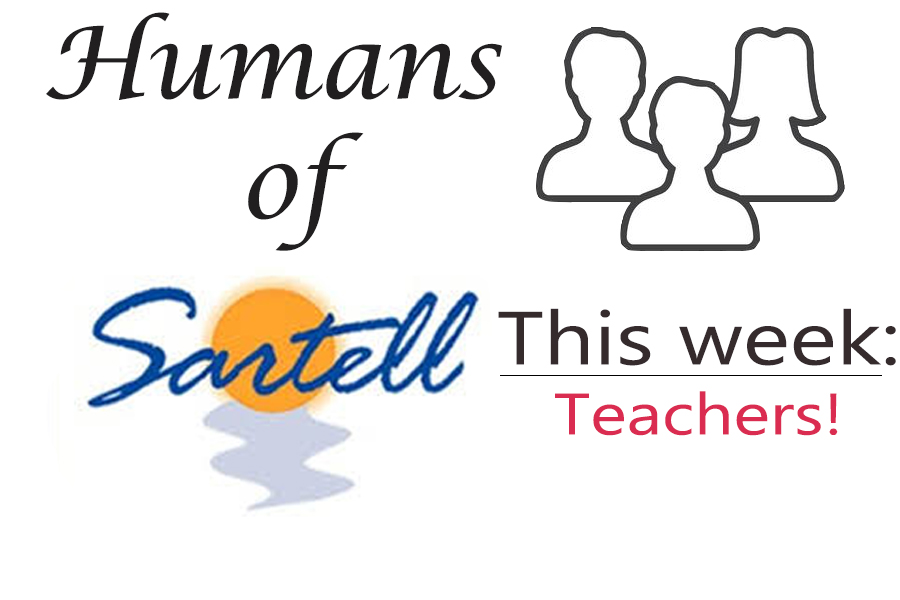 This weeks Humans of Sartell consists of SHS Teachers!