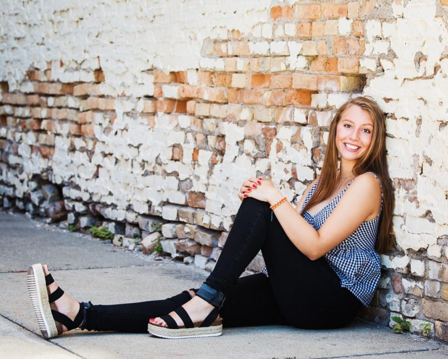 Maddy Eckhoff shares her advice about high school.