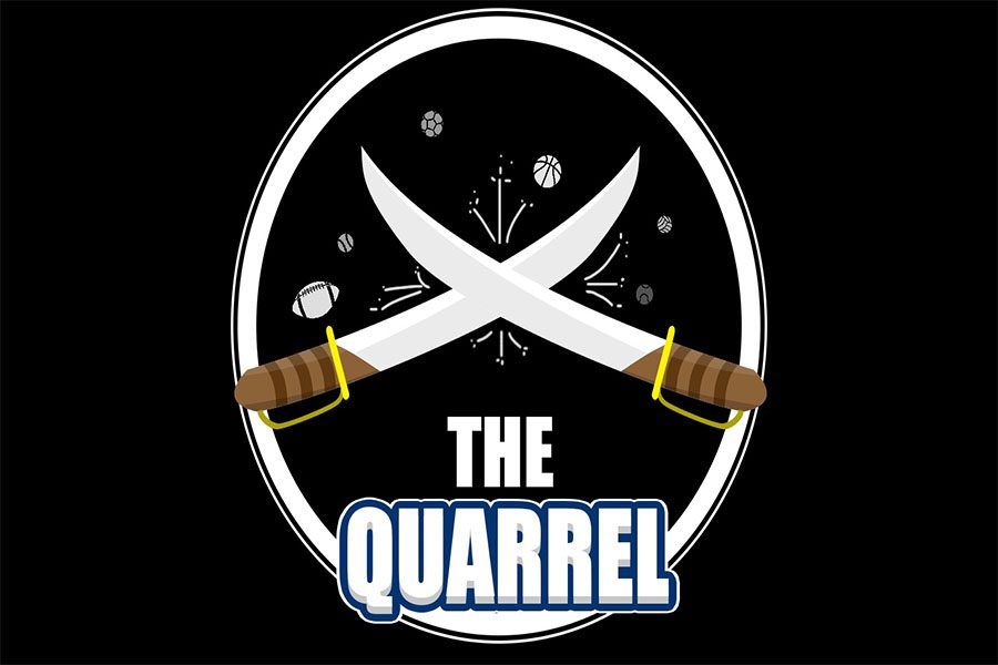 The+Quarrel+is+a+podcast+that+focuses+primarily+on+breaking+sports+news+around+the+United+States+and+future+Sabre+activities+that+are+worthy+of+notice.++