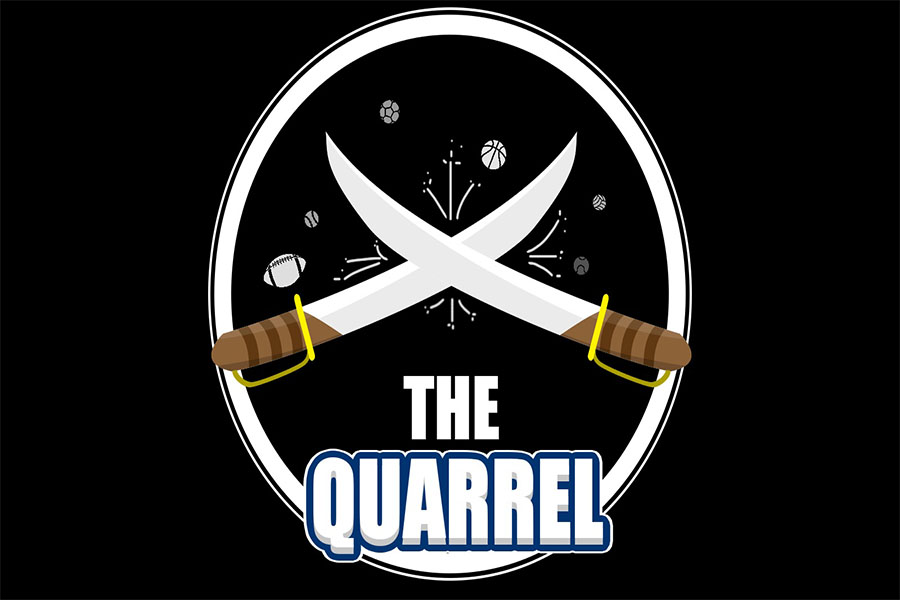 The Quarrel is a podcast that focuses primarily on breaking sports news around the United States and future Sabre activities that are worthy of notice.