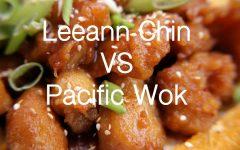 Is Leeann Chin better than Pacific Wok?