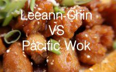 Is Leeann Chin better than Pacific Wok?