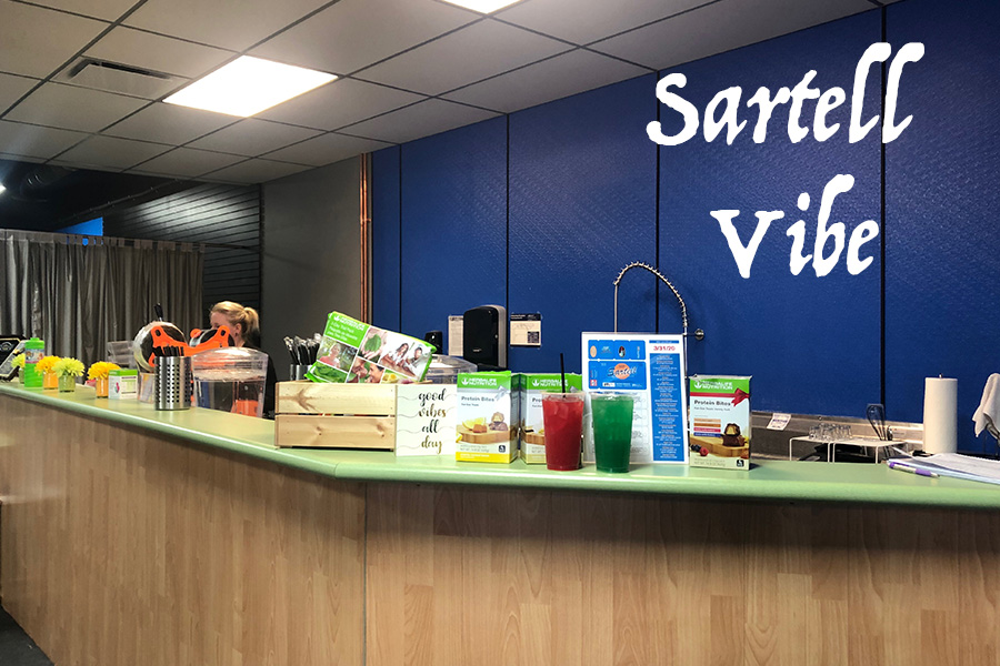 Sartell Vibe offers a variety of shakes and teas that are perfect for every palette.