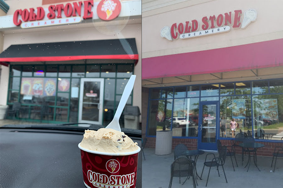 Sartell VS Saint Cloud Cold Stone