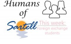 Humans of Sartell: Foreign Exchange Students