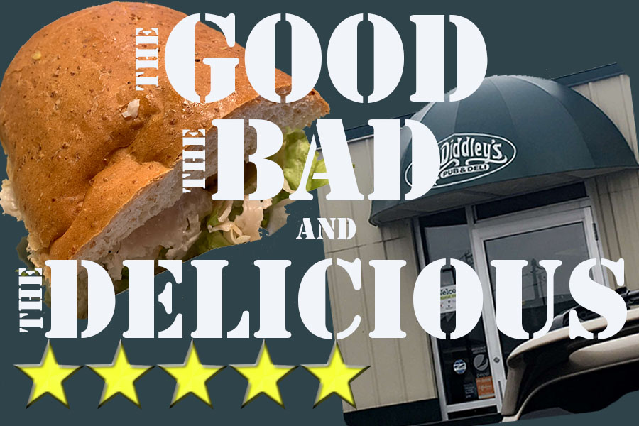 The Good, The Bad, and The Delicious is a segment dedicated to providing everyone with reviews on all their local and national eateries.