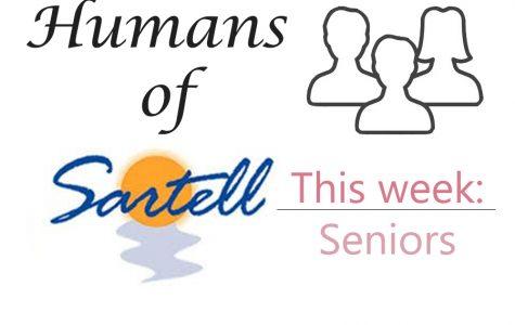 Humans of Sartell: Seniors