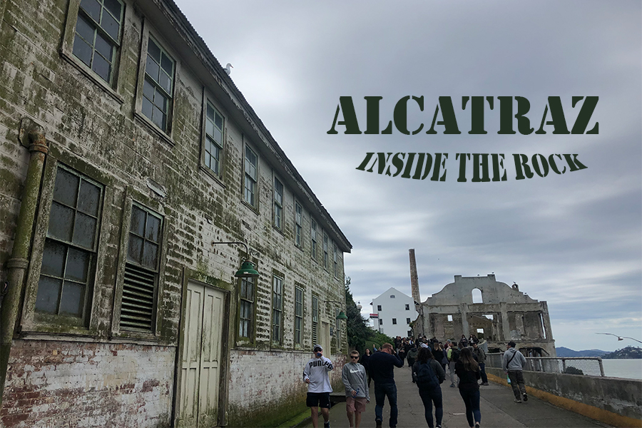 Alcatraz is a huge tourist destination in California that attracts anyone from history buffs to ghost hunting aficionados.