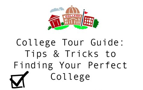College tour guide: tips & tricks to finding your perfect college!