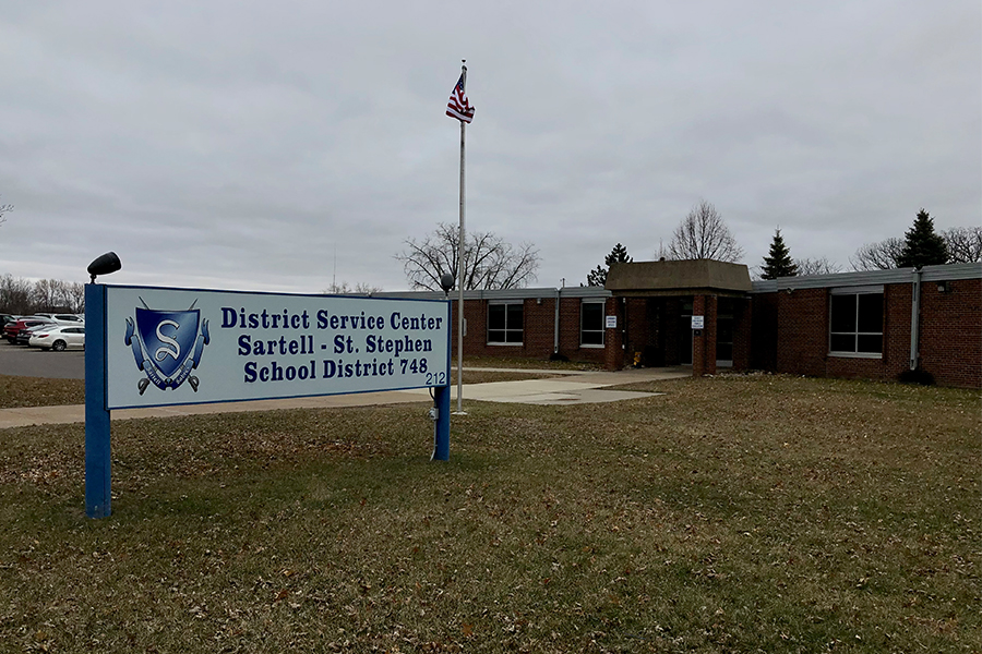 The district office is where many school board meetings are held