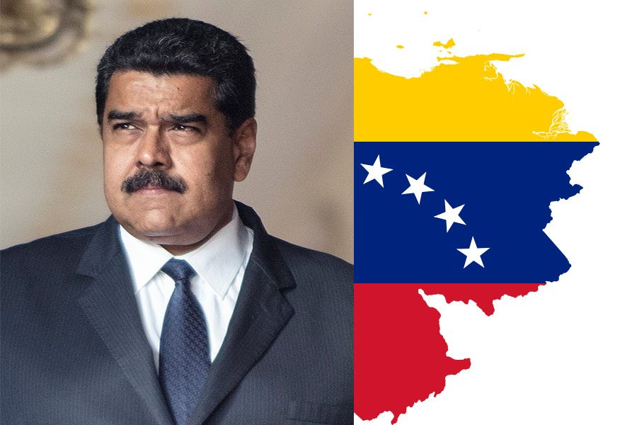 Tensions escalate in Venezuela between the ruling president and rebel authorities.