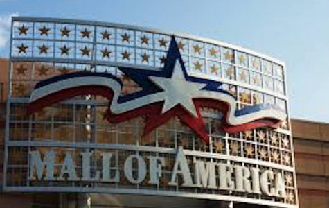 Attempted murder at Mall of America