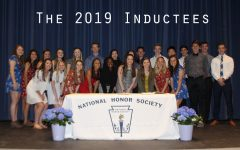 NHS: The Induction Banquet