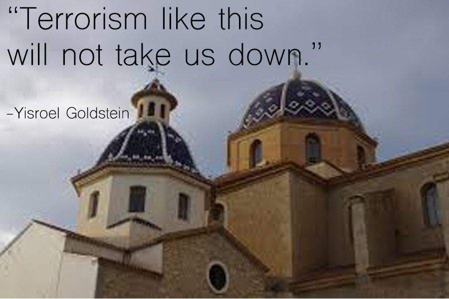 Last+Saturday+a+shooter+entered+a+synagogue+and+killed+one+person+and+injured+three.+