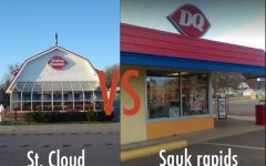 St. Cloud vs Sauk Rapids Dairy Queen